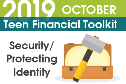 Teen Financial Toolkit – Protecting Identity