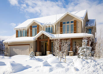 Buying a Home in the Winter