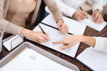 Preparing Finances for Divorce