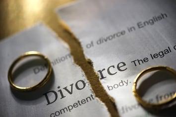 Divorce Mistakes