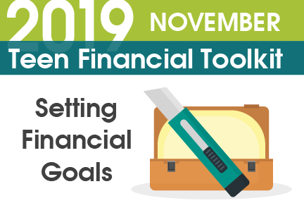 Teen Financial Toolkit – Setting Financial Goals