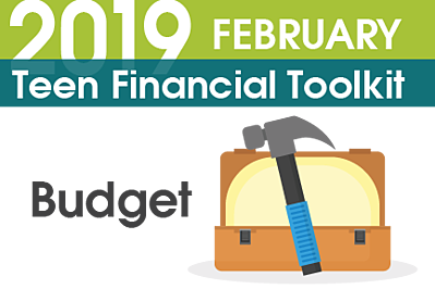 Teen Financial Toolkit - Budget