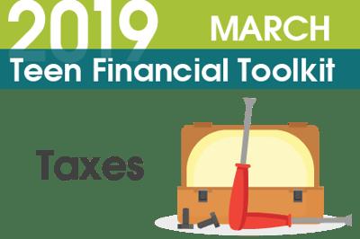 Teen Financial Toolkit - Taxes