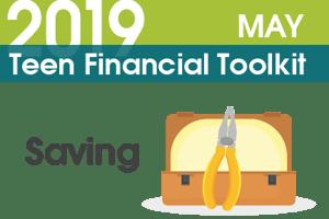Teen Financial Toolkit - Saving