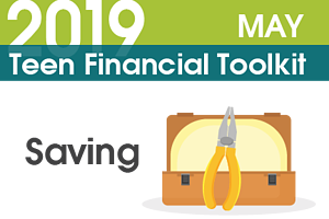 Teen Financial Toolkit - Saving