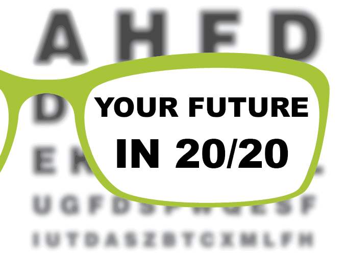 Your Future in 20/20 – Retirement Planning