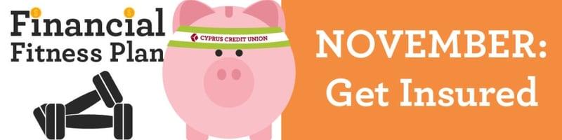 Get Insured - Financial Fitness Plan