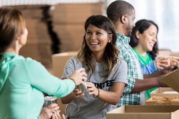 What are Charitable Contributions?