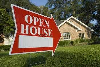 Staging an Open House